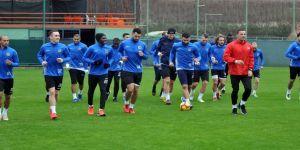 Alanyaspor, Galatasaray maçı hazırlıklarına başladı