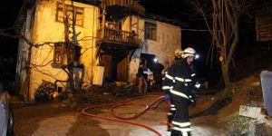 Kocaeli'de yangın paniği