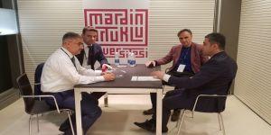 Midyat telkarisi DİKA desteğiyle İtalya Uluslararası Mücevher Fuarı'nda