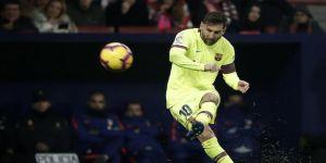 Barcelona, Messi ile 1 puanı kurtardı