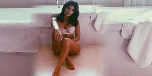 Kardashian'dan iç çamaşırı tepkisi