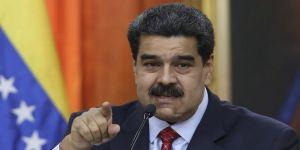 Maduro: ABD'nin tutumu açık ve kaba