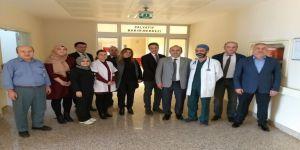 Devrek Devlet Hastanesine Palyaf Bakım merkezi açıldı