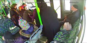 Yolcu kalp krizi geçirince otobüsü acile çekti