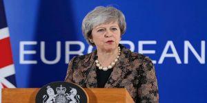 Theresa May, Brüksel'den eli boş döndü