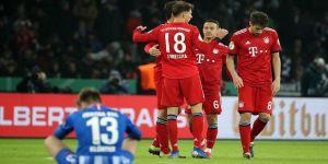 Bayern Münih çeyrek finalde