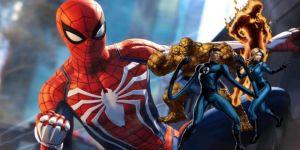 Marvel's Spider-Man'e Fantastic Four güncellemesi!