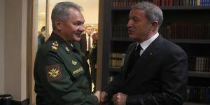 Rusya Savunma Bakanı, Türkiye'ye geliyor