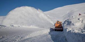 Doğu Anadolu'da buzlanma ve çığ uyarısı