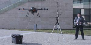 Kablolu dronelar geliyor