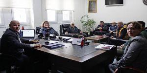 Farabi'de hasta yakınları ile toplantı