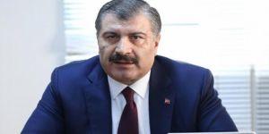 Sağlık Bakanı Koca'dan ilaç açıklaması