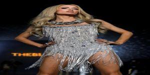 Paris Hilton'un iddialı kıyafeti