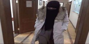 DEAŞ için para toplayan kadına gözaltı