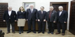 Eskişehir Balkan Göçmenleri'nden Kazım Kurt'a tam destek