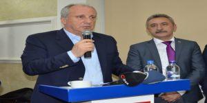 """CHP'li İnce: """"Türkiye, üretim ekonomisini kurmalı"""""""