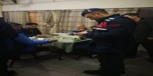 Jandarmadan güven uygulaması: 193 aranan şahıs yakalandı