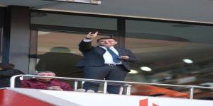 MHP Kayseri Milletvekili Ersoy da galibiyet sevincini yaşadı
