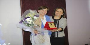 AÜ öğretim üyesi Prof. Dr. Gültekin emekli oldu