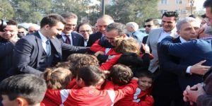 Kasapoğlu: İzmir için çok güzel projelerimiz var