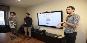 Teknokent öğrencileri 100 projeden birisini hazırladı