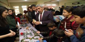 Kızıltepe'de 'Bir yetim gülerse dünya güler' kermesi