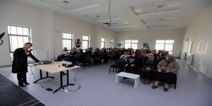 Yenimahalle Belediyesinden geleceği kurtarma adına 'Su Varsa Yaşam Var' semineri