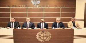 GTO Yönetimi meslek komite başkanlarıyla buluştu