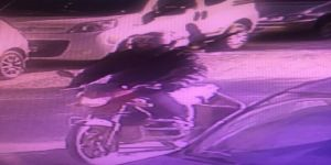 Motosikletli tacizci yakalandı