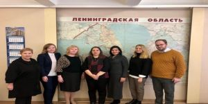 Akdeniz Üniversitesi'nden Rusya'ya Ziyaret