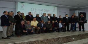 Silifke Kızılay Şubesi yeni yönetimi belirlendi