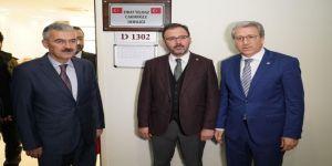 Fırat Yılmaz Çakıroğlu'nun adı Ege Üniversitesi'nde yaşatılacak