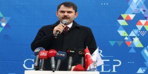 Bakan Murat Kurum'dan 'kentsel dönüşüm' açıklaması
