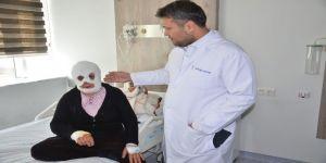 Elbistan Devlet Hastanesi Yanık Odası, 443 hastaya hizmet verdi