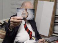 Ölmeden Önce Uzaylıların Fotoğraflarını Yayınladı!