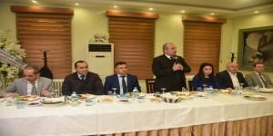 Başkan Arslan, belediye personeli ve öğrencilerle buluştu
