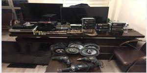 4 hırsızlık olayı: 10 gözaltı