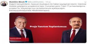 Kemal Kılıçdaroğlu Antalya'ya geliyor