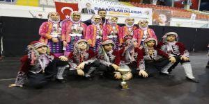 Kaş Atatürk Ortaokulu birinci oldu