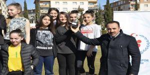 Okul sporları atletizm il birinciliği müsabakaları tamamlandı