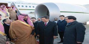 Prens Selman Çin'de