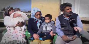 Kimliksiz vatandaşlar canlı yayında devletten yardım istedi