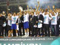 Cumhurbaşkanlığı Kupası'nı Anadolu Efes Kazandı!