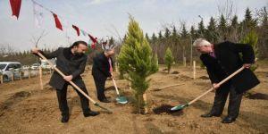 Şehit Binbaşı Yavuz Sonat Güzel parkı açıldı