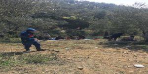 Çanakkale'de 166 mülteci yakalandı