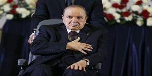 Cezayir Devlet Başkanı Bouteflika, tedavi için İsviçre'ye gidiyor