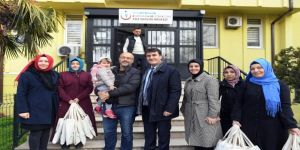 Dündar'dan Aile Sağlığı Merkezi'ne ziyaret