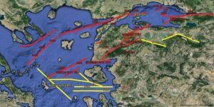 """Deprem uzmanı o faya dikkat çekti: """"Kırılırsa Kuzey Ege ve İzmir içinde çok tehlikeli olur"""""""