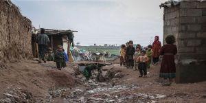 Pakistan'daki sert kış Afgan mültecilerin hayatını zorlaştırıyor