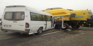 Korkunç kaza: 6'sı öğrenci 14 yaralı